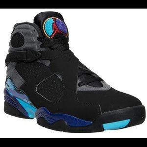 Jordan Aqua 8s